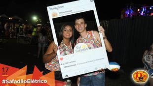 Foto Fotos da galera no #SafadãoElétrico 403