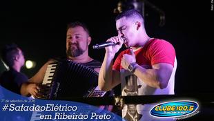 Foto Safadão Elétrico 150