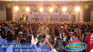 Foto Sorriso Maroto no Ipanema Clube 1