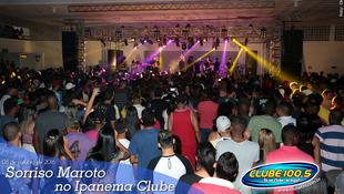 Foto Sorriso Maroto no Ipanema Clube 4