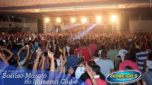 Foto Sorriso Maroto no Ipanema Clube 7