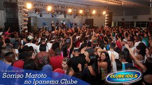 Foto Sorriso Maroto no Ipanema Clube 12