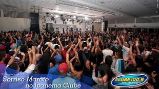 Foto Sorriso Maroto no Ipanema Clube 13