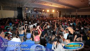 Foto Sorriso Maroto no Ipanema Clube 14