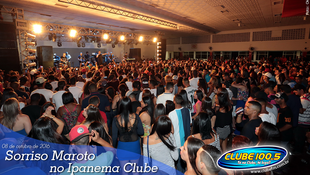 Foto Sorriso Maroto no Ipanema Clube 16