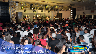 Foto Sorriso Maroto no Ipanema Clube 17