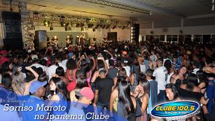 Foto Sorriso Maroto no Ipanema Clube 18