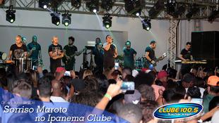 Foto Sorriso Maroto no Ipanema Clube 26