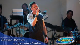 Foto Sorriso Maroto no Ipanema Clube 27