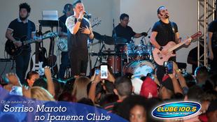 Foto Sorriso Maroto no Ipanema Clube 29