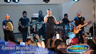 Foto Sorriso Maroto no Ipanema Clube 30
