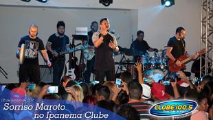 Foto Sorriso Maroto no Ipanema Clube 31