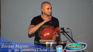 Foto Sorriso Maroto no Ipanema Clube 32