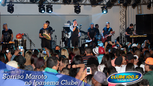 Foto Sorriso Maroto no Ipanema Clube 34