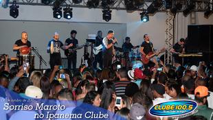Foto Sorriso Maroto no Ipanema Clube 35