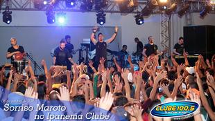 Foto Sorriso Maroto no Ipanema Clube 37
