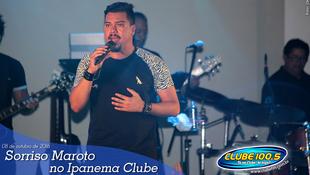 Foto Sorriso Maroto no Ipanema Clube 36