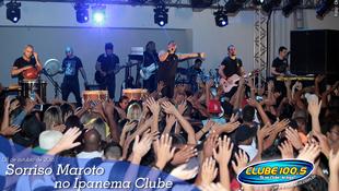 Foto Sorriso Maroto no Ipanema Clube 38