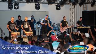 Foto Sorriso Maroto no Ipanema Clube 41