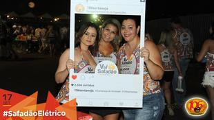 Foto Fotos da galera no #SafadãoElétrico 411