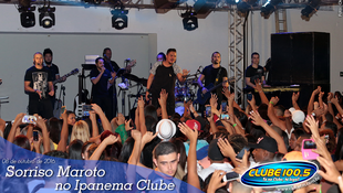 Foto Sorriso Maroto no Ipanema Clube 48