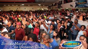 Foto Sorriso Maroto no Ipanema Clube 54
