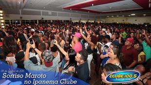 Foto Sorriso Maroto no Ipanema Clube 56