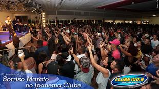 Foto Sorriso Maroto no Ipanema Clube 59