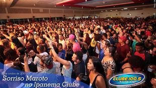Foto Sorriso Maroto no Ipanema Clube 62