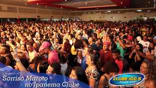 Foto Sorriso Maroto no Ipanema Clube 63