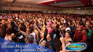 Foto Sorriso Maroto no Ipanema Clube 65