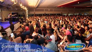 Foto Sorriso Maroto no Ipanema Clube 66
