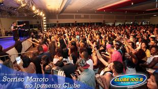 Foto Sorriso Maroto no Ipanema Clube 68