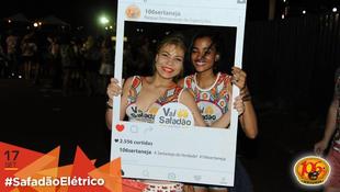 Foto Fotos da galera no #SafadãoElétrico 414