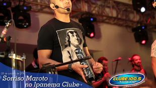 Foto Sorriso Maroto no Ipanema Clube 75