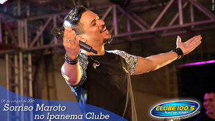 Foto Sorriso Maroto no Ipanema Clube 85
