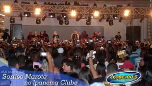 Foto Sorriso Maroto no Ipanema Clube 94