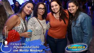 Foto Quintal da Clube com Marília Mendonça 4
