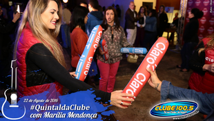 Foto Quintal da Clube com Marília Mendonça 7
