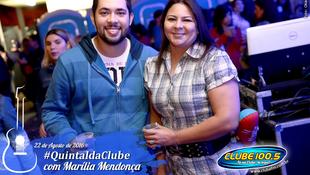 Foto Quintal da Clube com Marília Mendonça 10