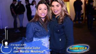 Foto Quintal da Clube com Marília Mendonça 11