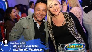 Foto Quintal da Clube com Marília Mendonça 13