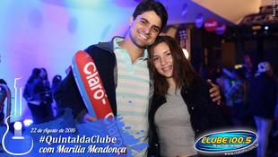 Foto Quintal da Clube com Marília Mendonça 14