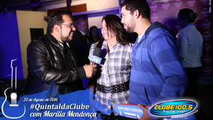 Foto Quintal da Clube com Marília Mendonça 16