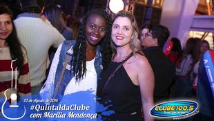 Foto Quintal da Clube com Marília Mendonça 19