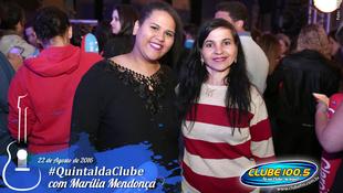 Foto Quintal da Clube com Marília Mendonça 20