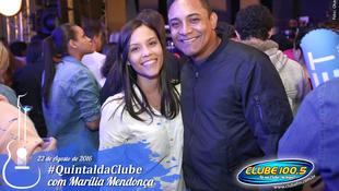 Foto Quintal da Clube com Marília Mendonça 22