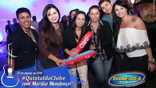 Foto Quintal da Clube com Marília Mendonça 26