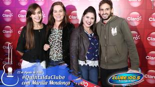 Foto Quintal da Clube com Marília Mendonça 28