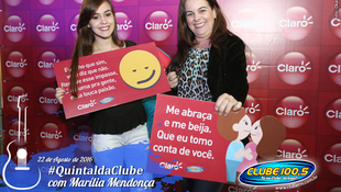 Foto Quintal da Clube com Marília Mendonça 29